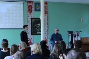 Jan Syrnyk, Ukrainische Minderheit Stettin