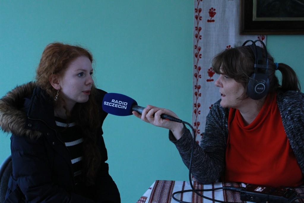 Radio Szczecin bei Dialogperspektiven