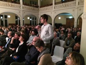 Dialogperspektiven-Podiumsdiskussion am 27.01.2016